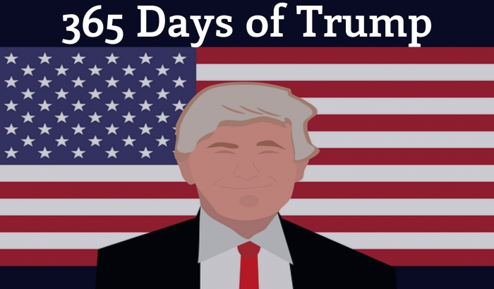 365 Days of Trump